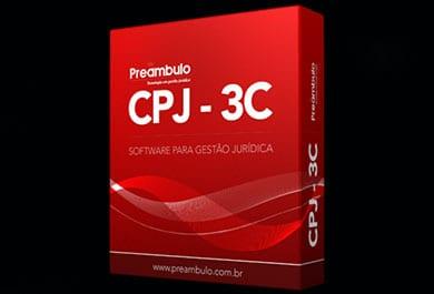 CPJ-3C Software Para Advogados