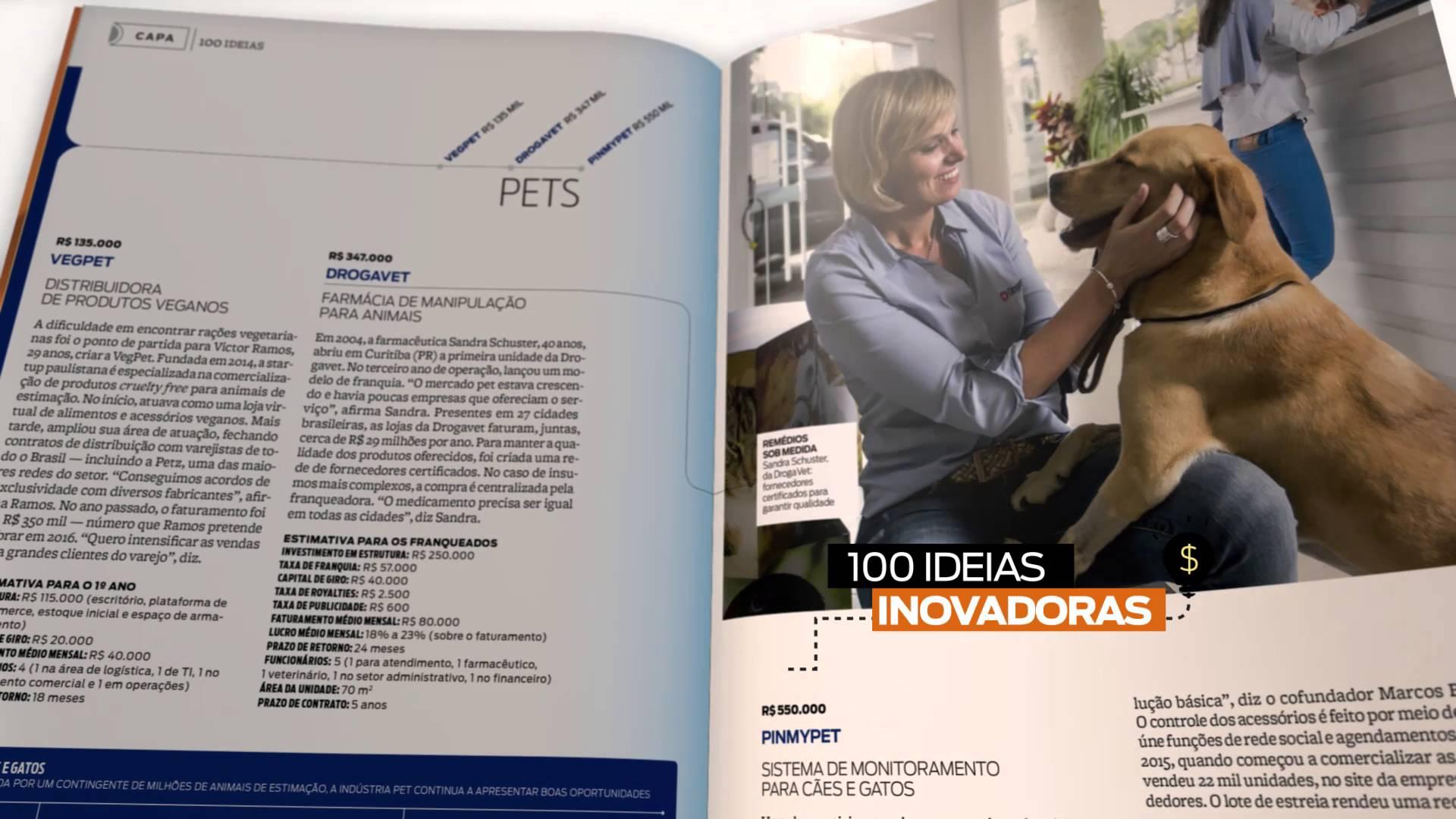 100 ideias inovadoras para montar seu negócio