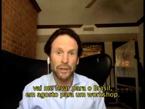 Convite Aaron Ross | Master Class HSM de Vendas