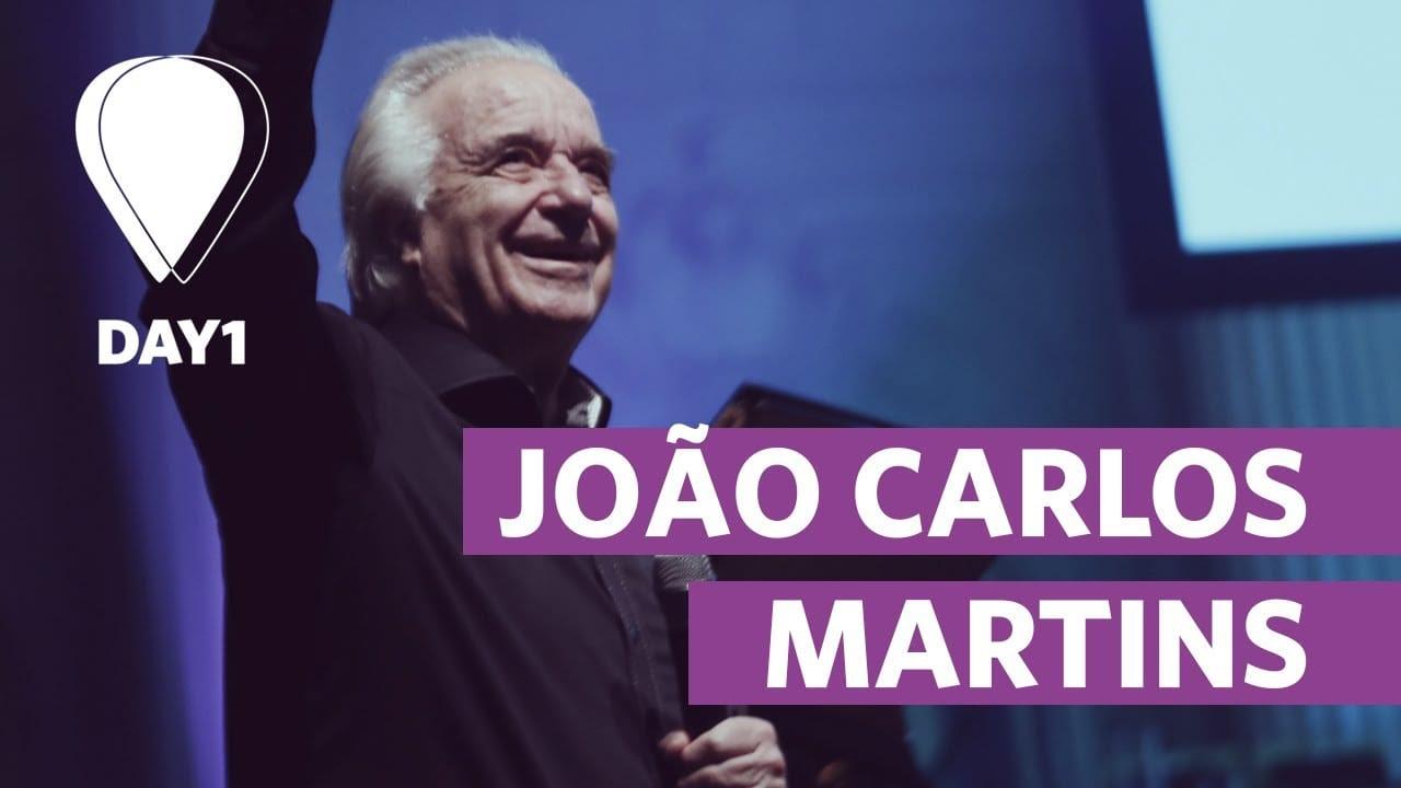 """Day1   João Carlos Martins: """"Corri atrás dos sonhos, hoje eles correm atrás de mim"""""""