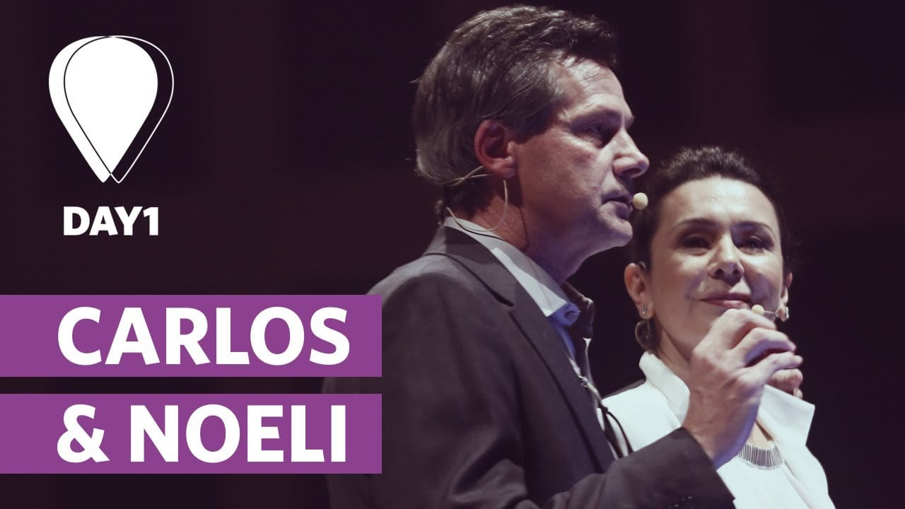 Day1 | Noeli e Carlos Bazanella: Empreender é desbravar sempre