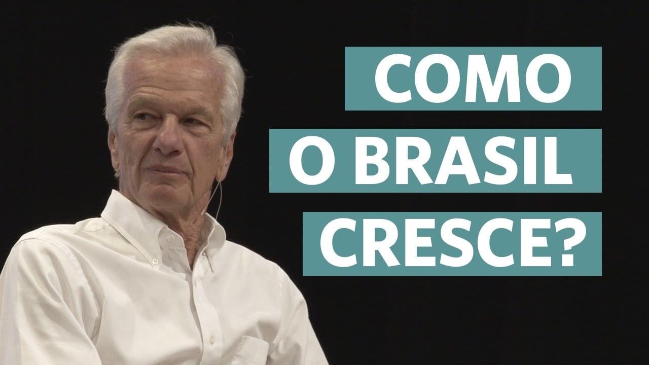 """""""Empreendedorismo e educação fazem um país"""" – Jorge Paulo Lemann"""