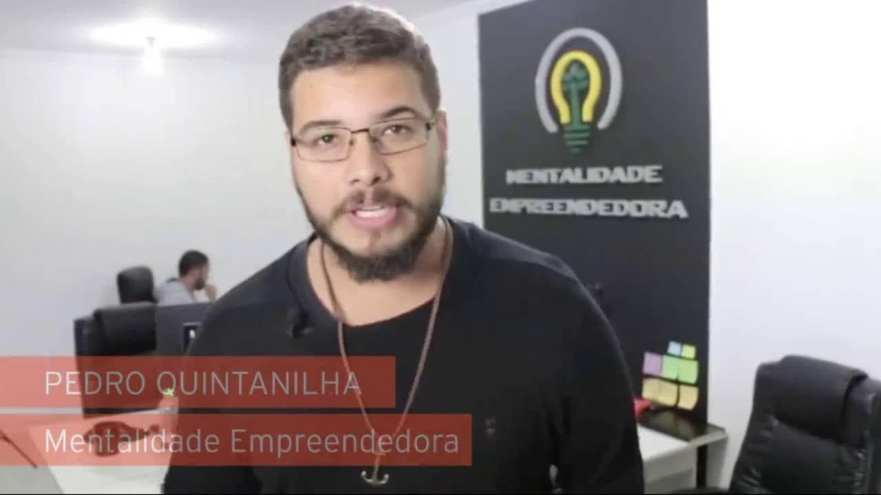 MEU DAY1 – Pedro Quintanilha, Mentalidade Empreendedora