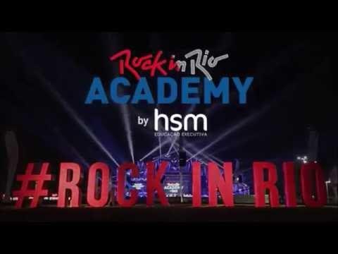 Rock in Rio Academy by HSM Educação Executiva – 2015