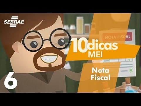 6 – Nota Fiscal // 10 Dicas para o Microempreendedor Individual (MEI)