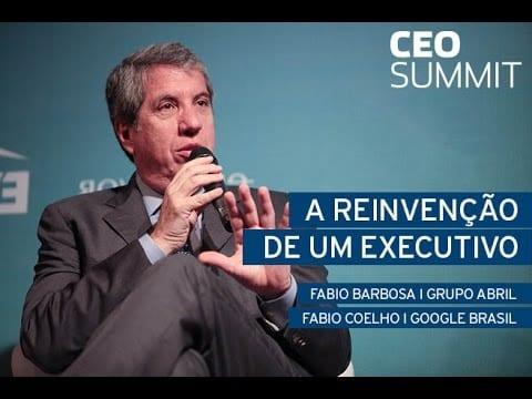 A reinvenção de grandes empresas