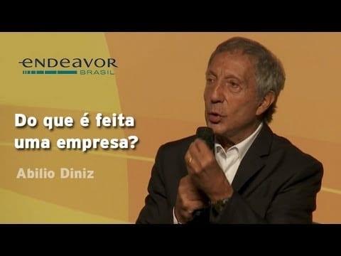 Abilio Diniz: do que é feita uma empresa | CEO SUMMIT – Endeavor Brasil