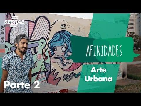 Arte Urbana – REENCONTRO // Toninho Euzébio & Pedro Sangeon (Gurulino)