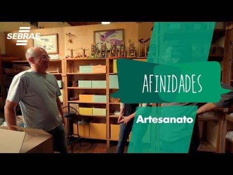 Artesanato // Entre no Paraíso & Isnaldo Reis