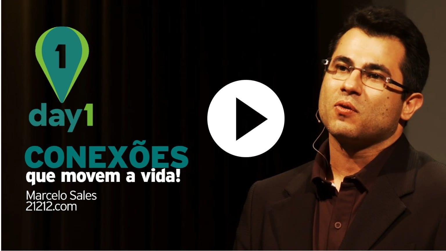 As Conexões Que Movem a Vida | Day1 com Marcelo Sales [Versão compacta] | Endeavor Brasil
