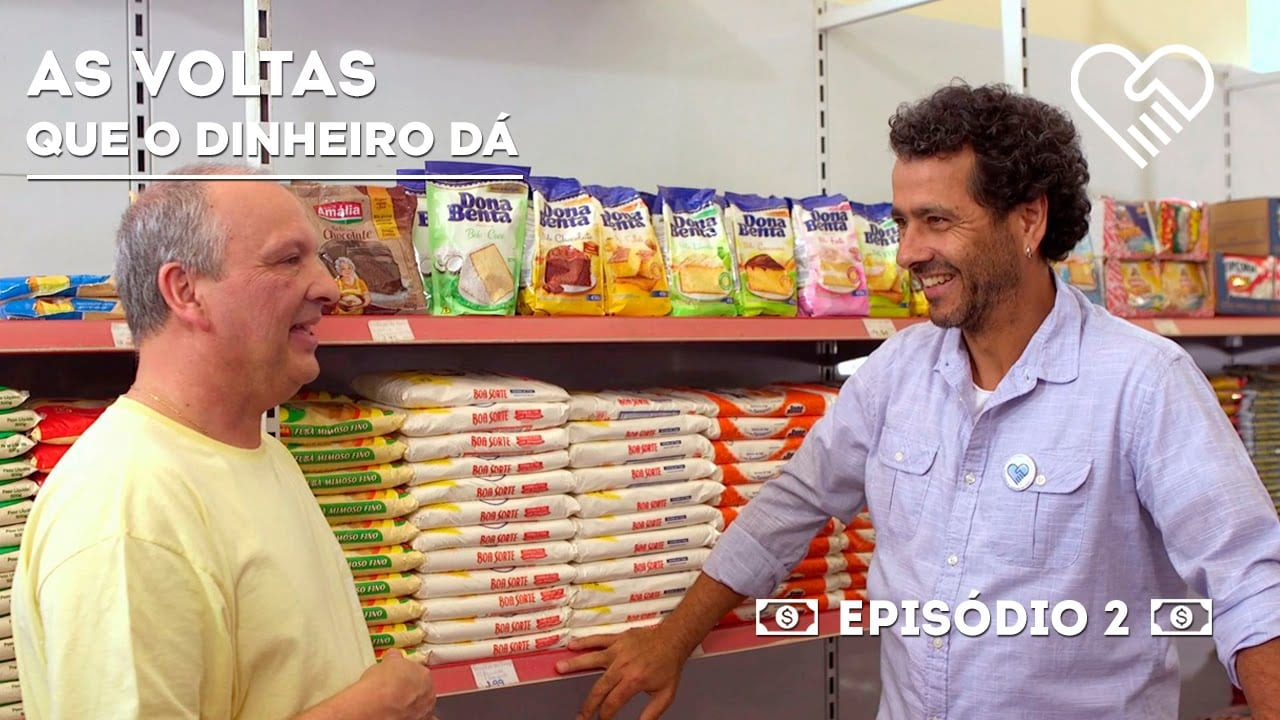 As voltas que o dinheiro dá, com Marcos Palmeira // Episódio 2