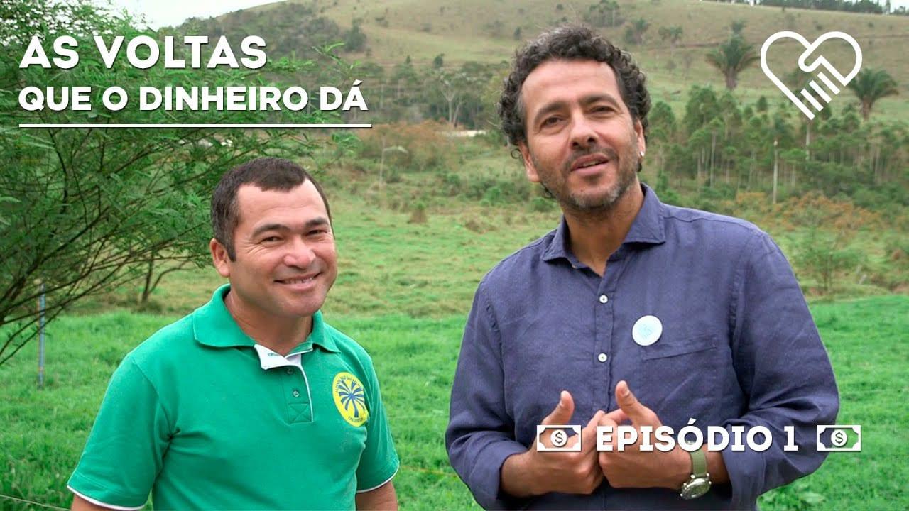 As voltas que o dinheiro dá, com Marcos Palmeira // Episódio 1