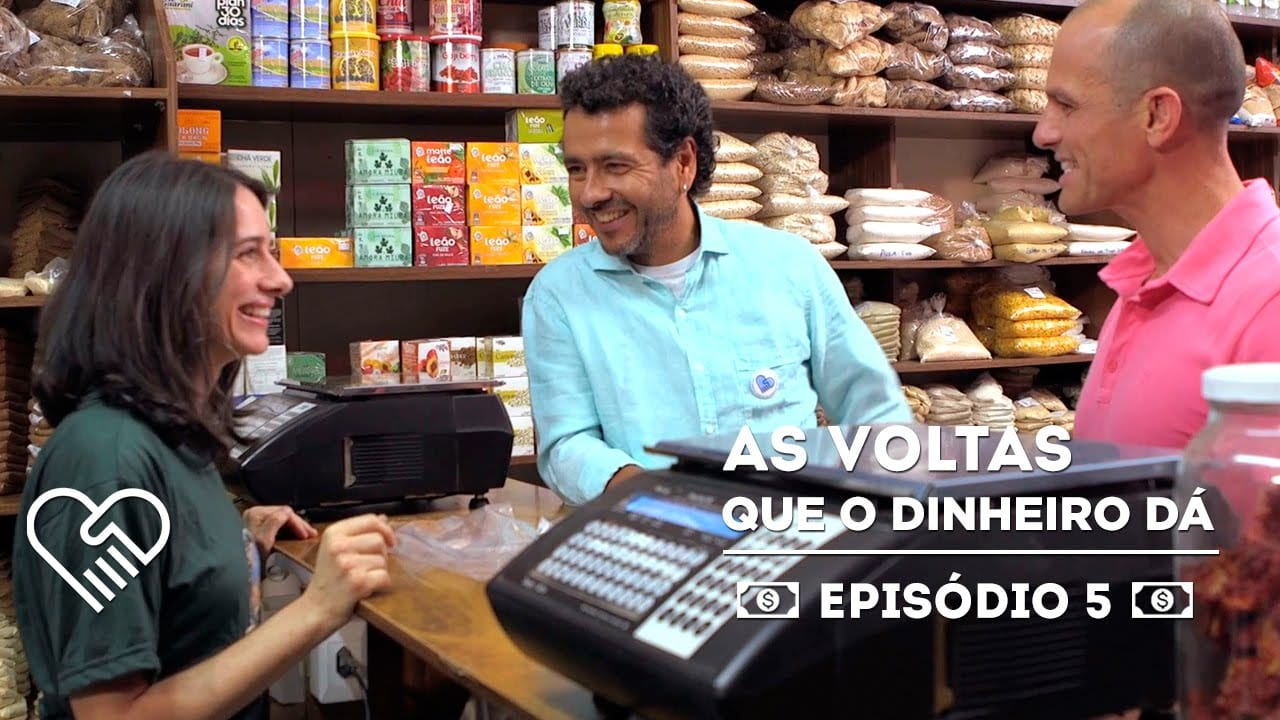 As voltas que o dinheiro dá, com Marcos Palmeira // Episódio 5
