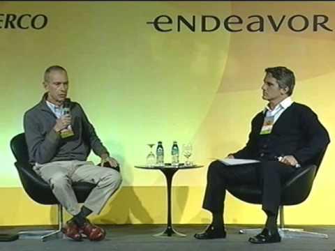 Beto Sicupira fala sobre liderança no CEO Summit 2010