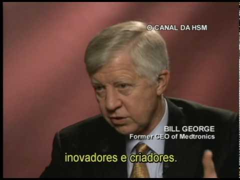 Bill George | 2/2 Liderança
