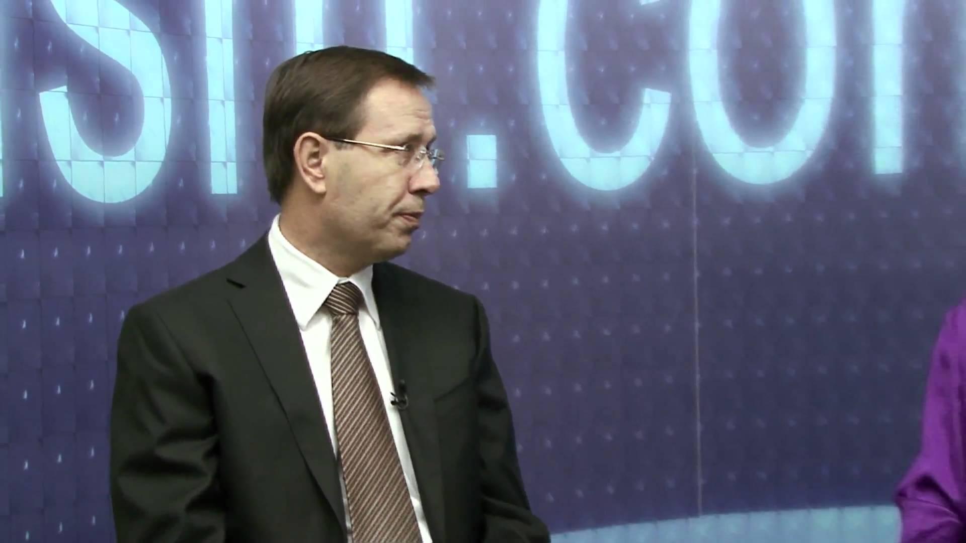 Carlos Wizard Martins- presidente do Grupo Multi
