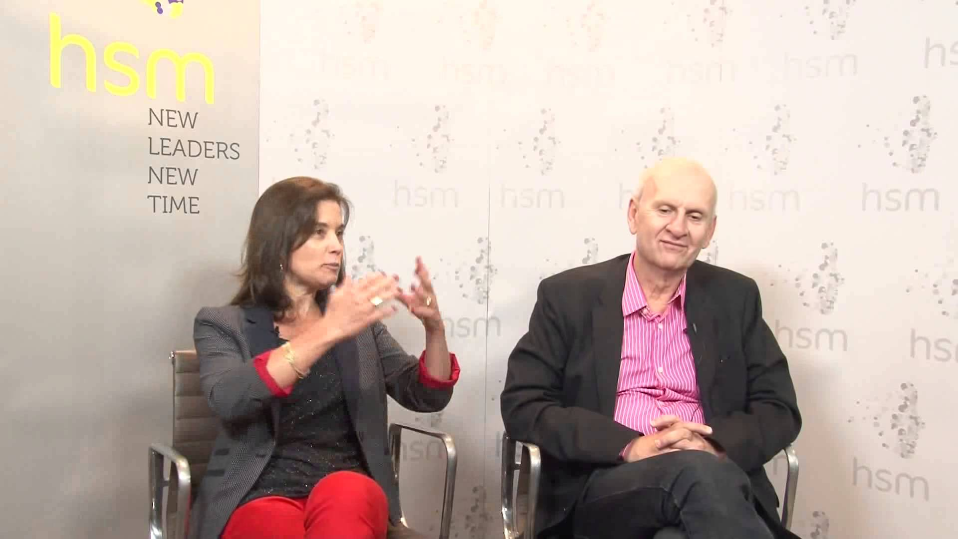 Cecília Russo e Jaime Troiano — fortalecimento de marca e storytelling