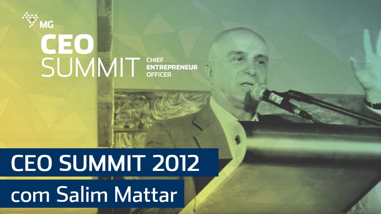 CEO Summit 2012   O ambiente hostil mostra quem são os verdadeiros empreendedores