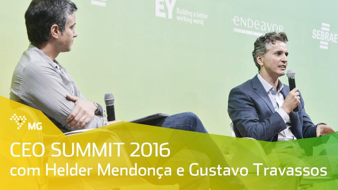 CEO Summit 2016 | Como (re)construir uma marca forte no Brasil e no mundo