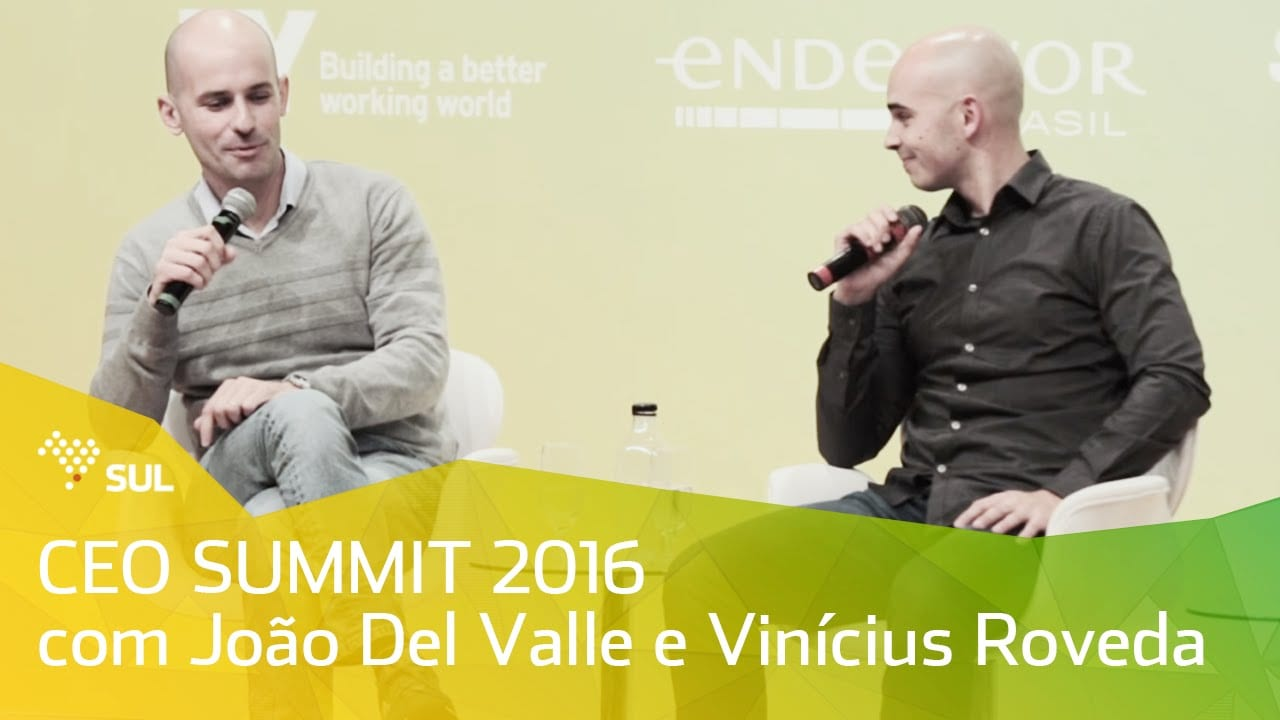 CEO Summit 2016 | O Negócio precisa crescer, mas o empreendedor também