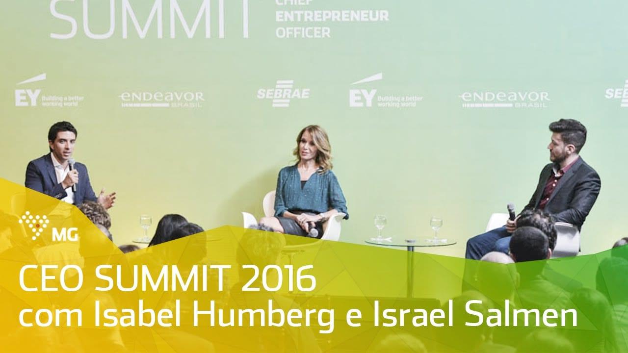CEO Summit 2016 | Time engajado, cliente satisfeito: empresas onde todo mundo ganha