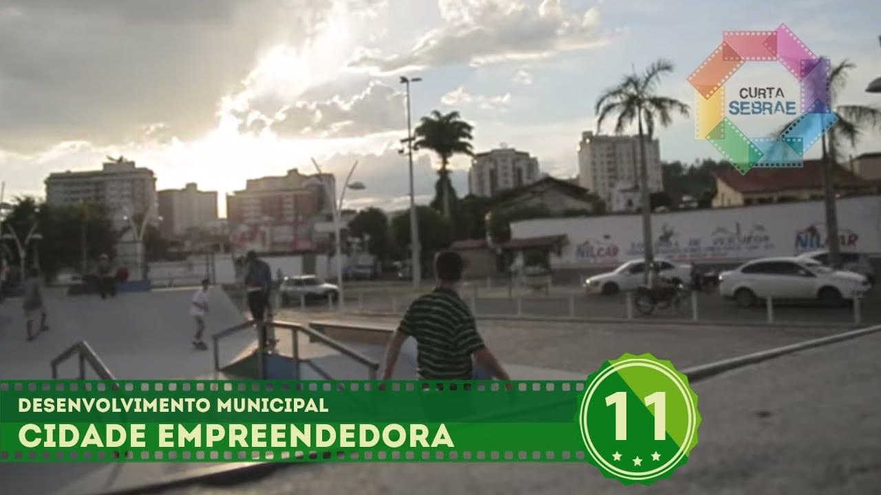 Cidade Empreendedora (Três Rios/RJ) // Desenvolvimento Municipal
