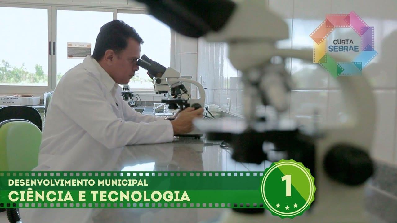 Ciência e Tecnologia (Gurupi/TO) // Desenvolvimento Municipal