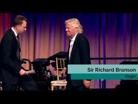 Como um Voo Cancelado Rendeu uma Ideia Bilionária – Richard Branson [Virgin]