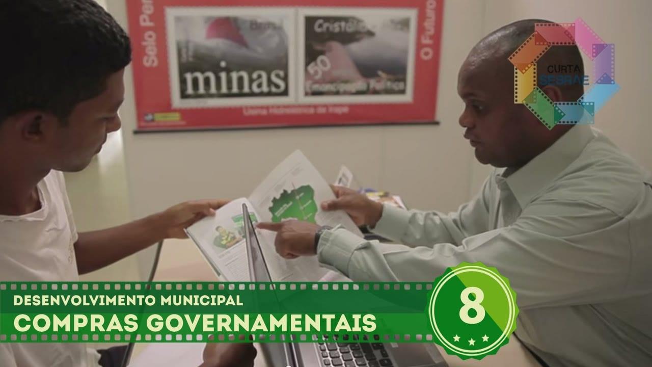 Compras Governamentais (Cristália/MG) // Desenvolvimento Municipal