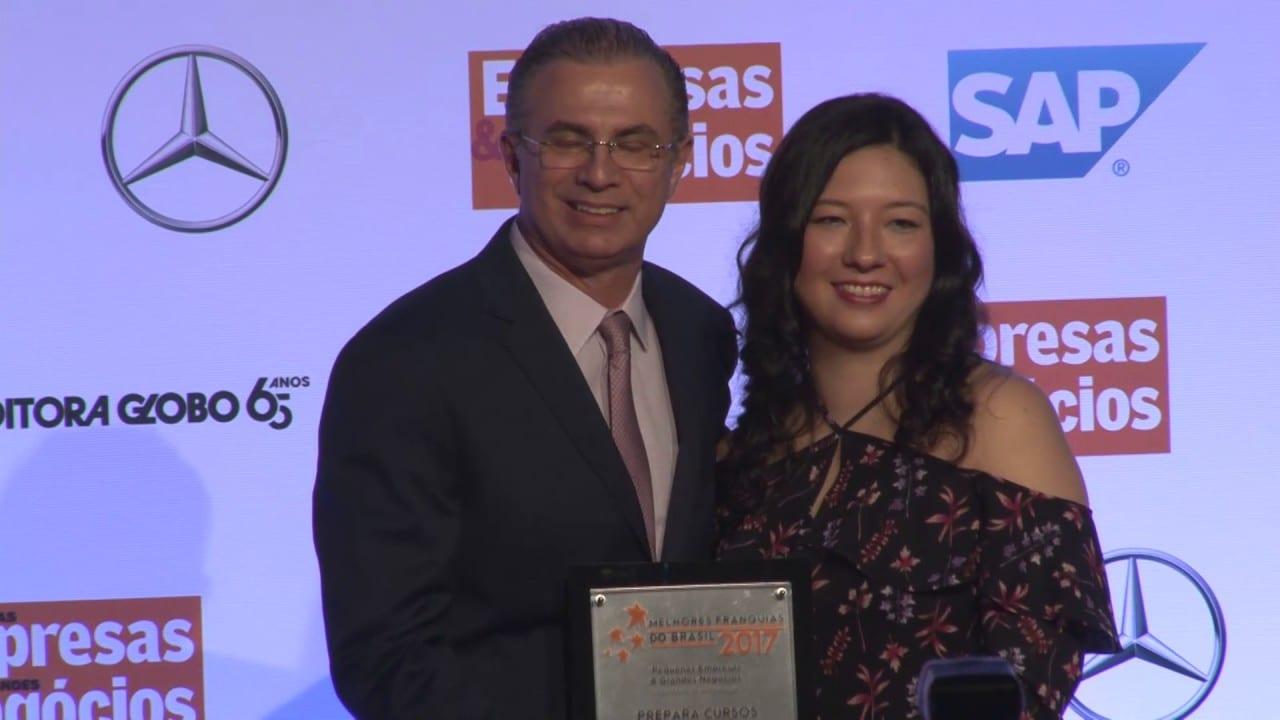 Confira como foi o Prêmio Melhores Franquias do Brasil