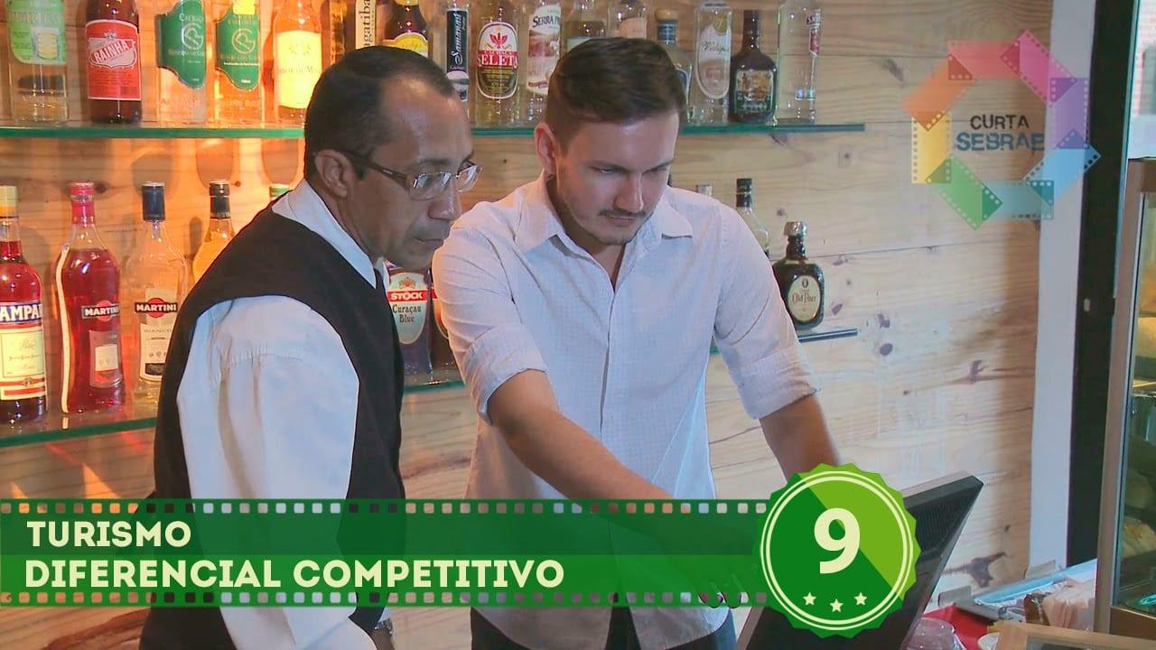 Curta Sebrae – Turismo // Hotel Villa Oeste (Diferencial Competitivo)