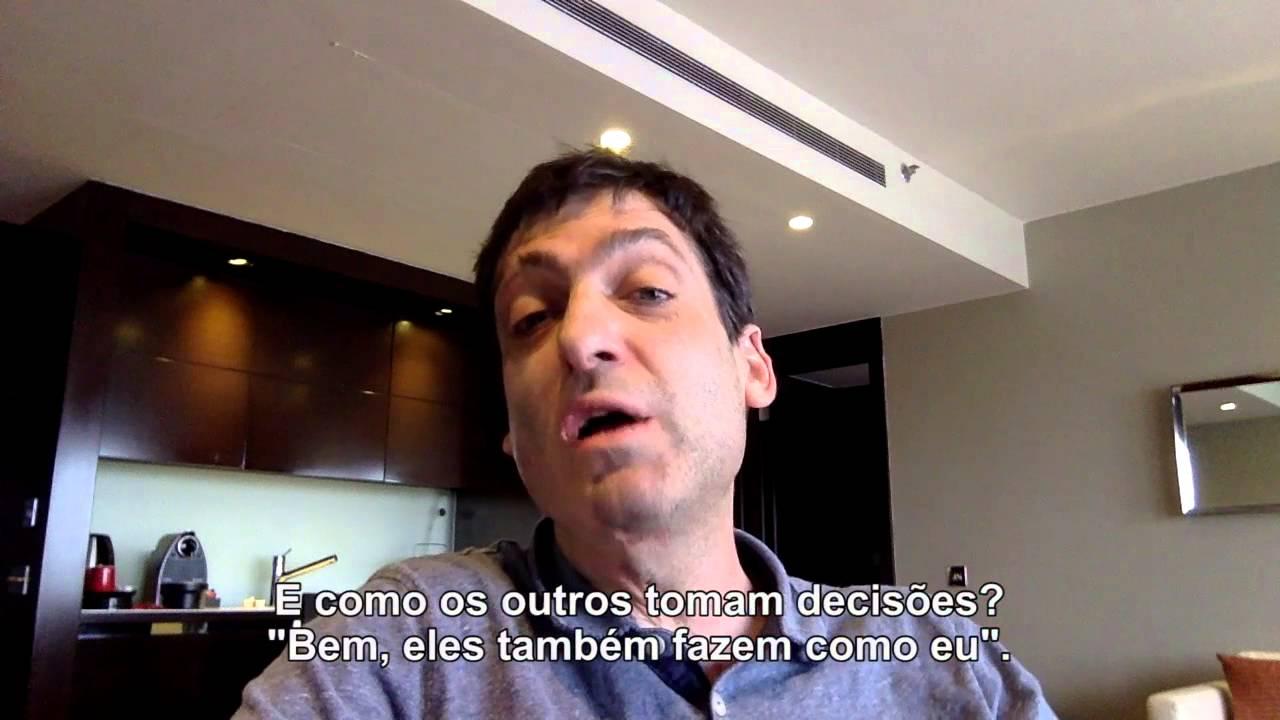 Dan Ariely convida você para a ExpoManagement!