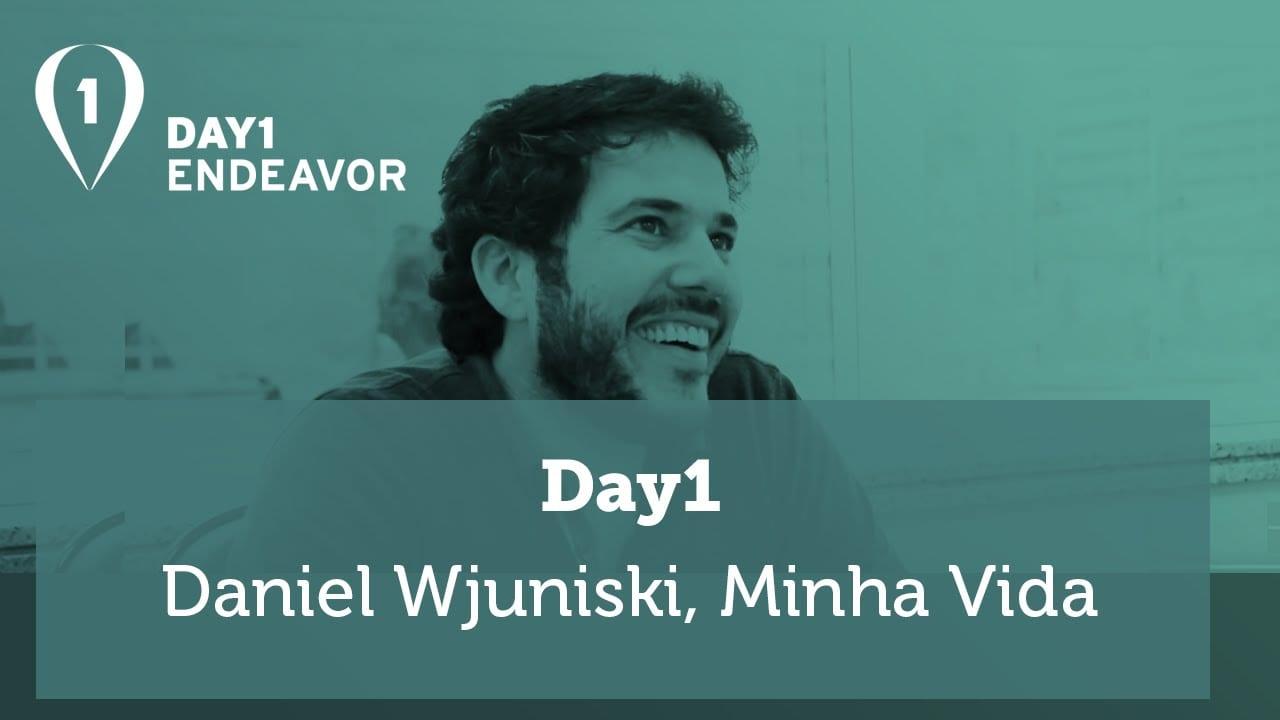 Daniel Wjuniski do Minha Vida é atração confirmada no Day 1