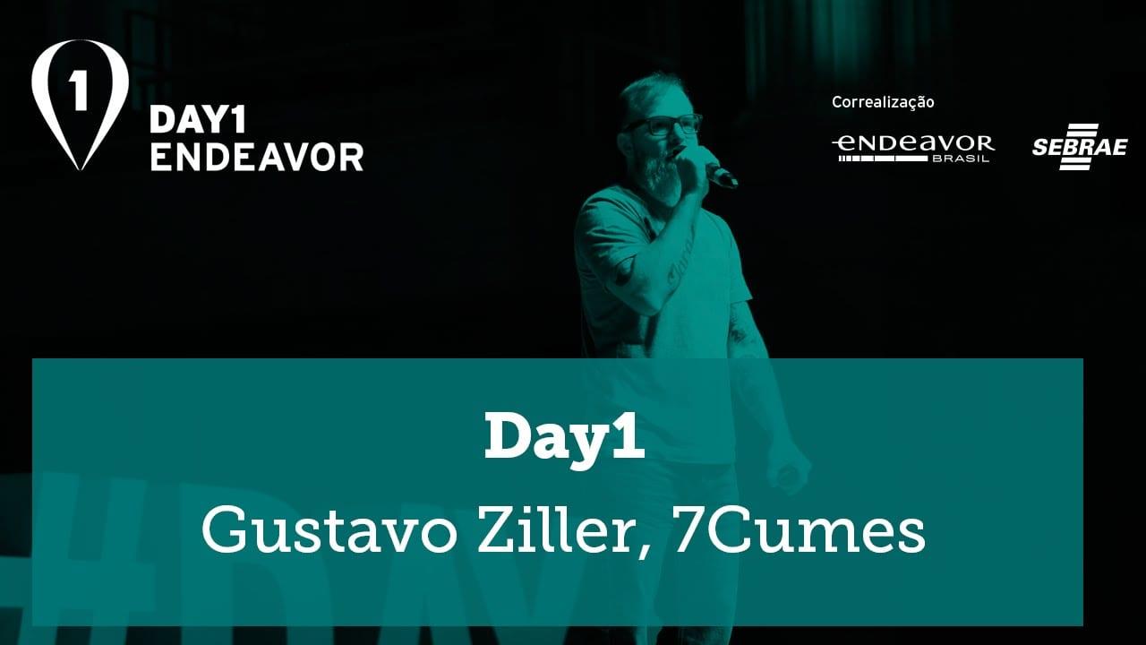 Day 1   O empreendedor de gente – Gustavo Ziller, 7Cumes