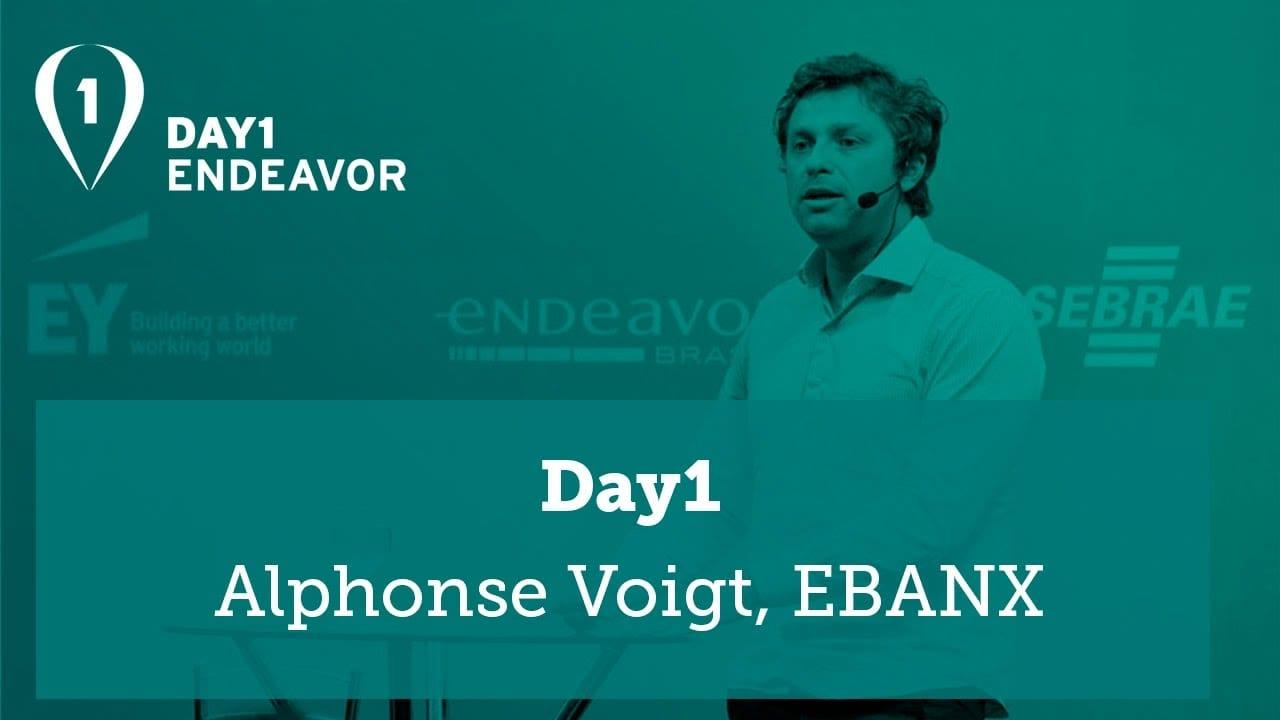 Day 1 | Tenho em mim todos os sonhos do mundo – Alphonse Voigt, EBANX