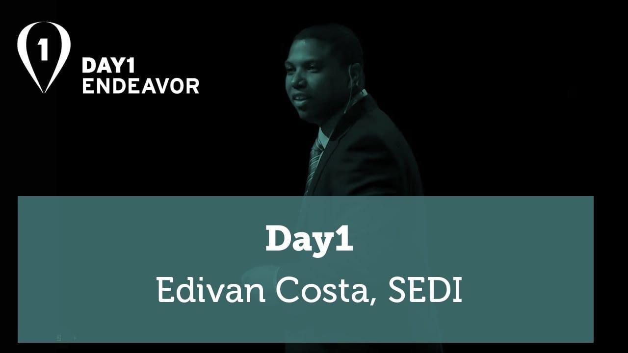 Day1 | A escola da vida cobra perseverança e vontade fazer acontecer