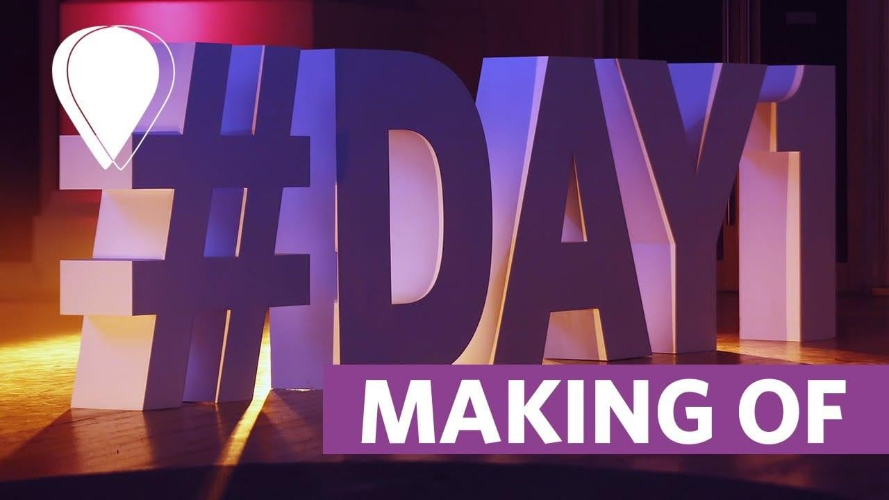 Day1   Por trás do maior evento de inspiração empreendedora do Brasil